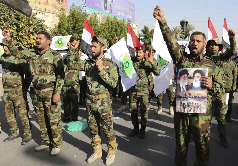 As Iran sinks financially, Iraqi militias generate funds via protection rackets