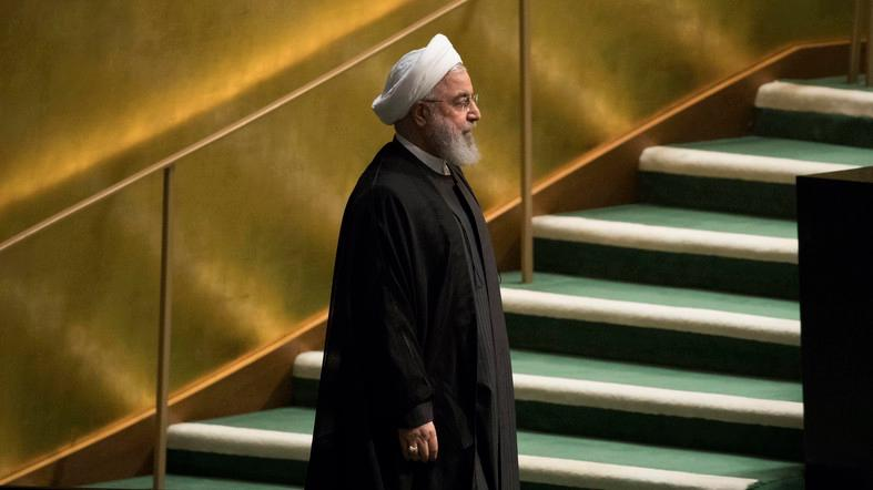 Rouhani's journey from destitute mullah to rich president of Iran