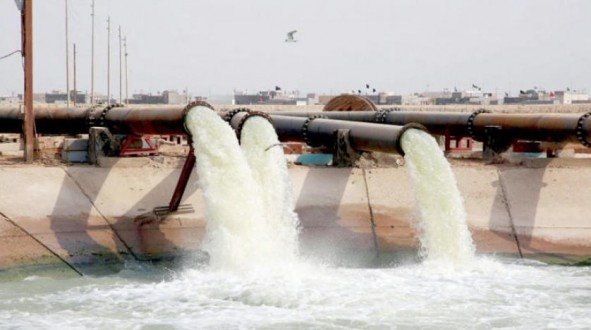 Iraq accuses Iran of violation by cutting off water from vital rivers