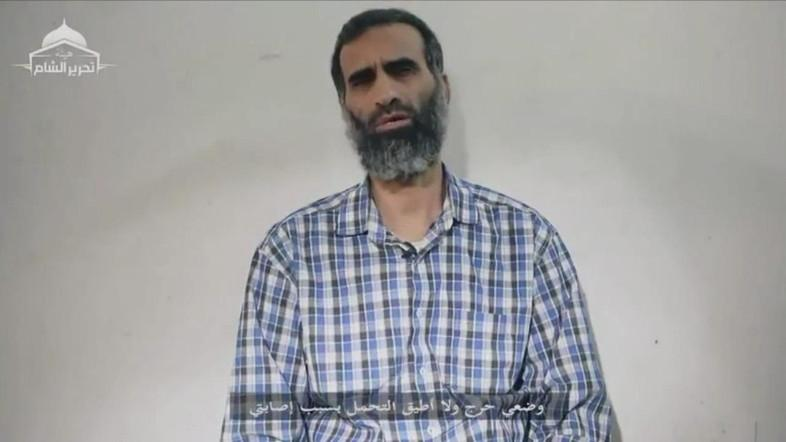 Jailed Iranian guard in Syria appears in video appealing to Qassem Soleimani
