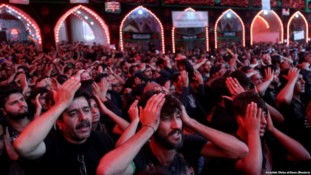 Iran sent thousands of troops to Iraq for Shia pilgrimage