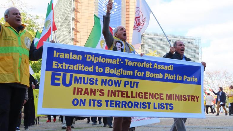 Revelations of Moore-Gilbert's and Asadi's cases reflect the extent of Tehran's serious threat to Europe and its nationals