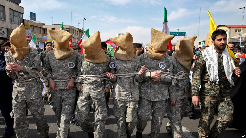 Iranian IRGC officer suggests taking US hostages to make up for sanctions