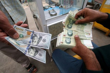 Iran's currency falls again after watchdog decision to strengthen penalties