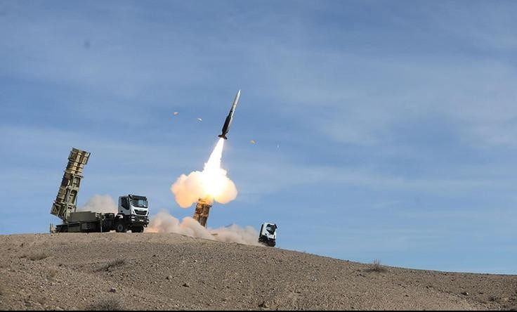 Anti-missile defences tested to protect 'sensitive' sites: Iran