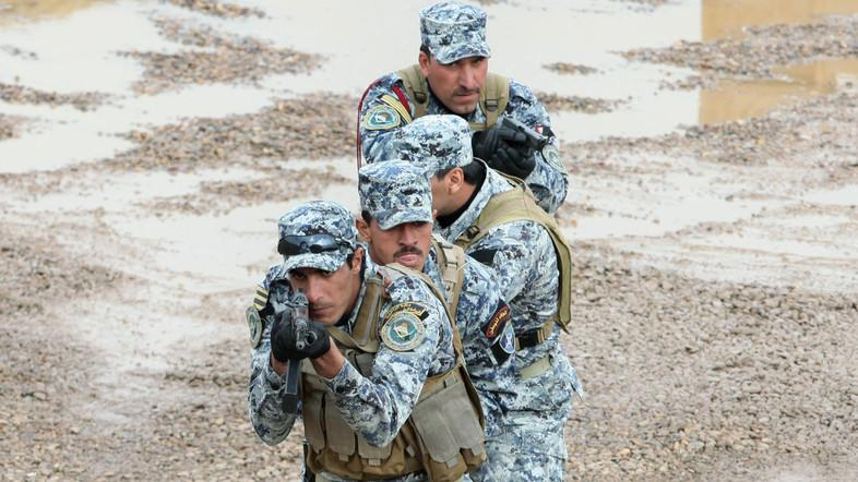 NATO launches new training mission in Iraq as concerns over Iran rise