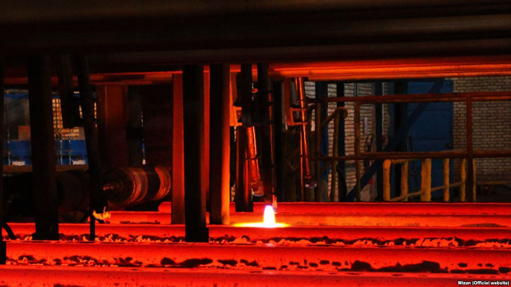 Iran executive says EU has not renewed steel exports deal
