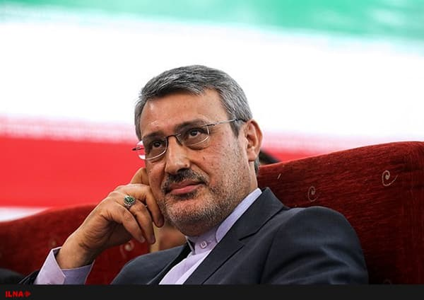 Iranian ambassador shrugs off responsibility for refugees