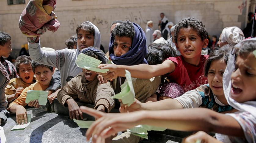 UN agency accuses Iran-backed Houthis of stealing food aid in Yemen