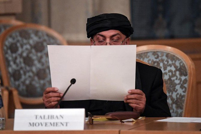 Taliban tell Iran not to interfere in Afghan peace process