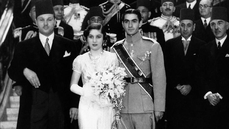 Egyptian Princess Fawzia: How her marriage to Iran's Pahlavi ended in divorce