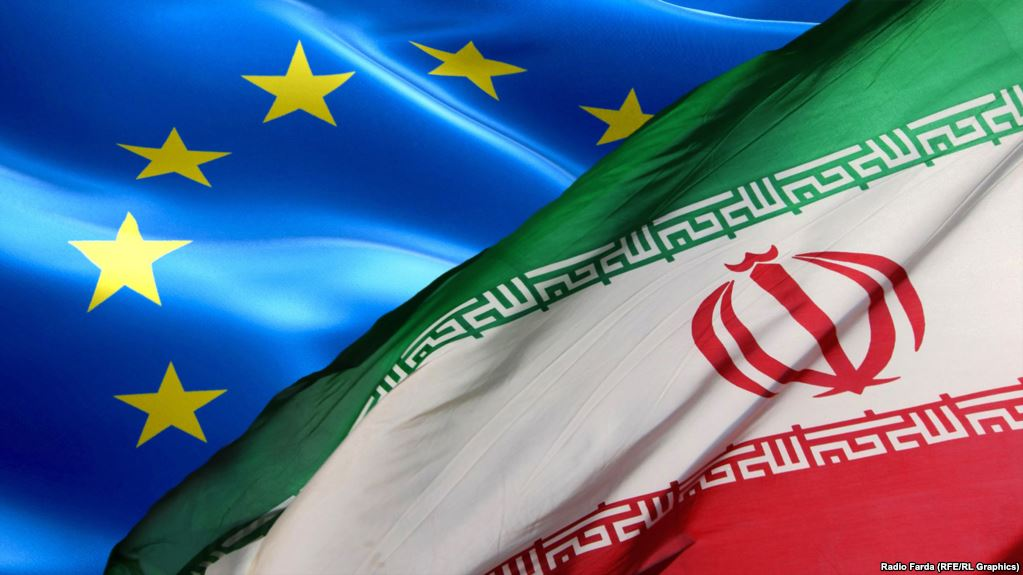 Iran's trade with EU drops to one quarter of last year