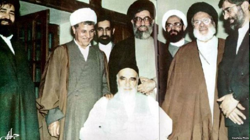 The concept of revolution in Iran, 40 years after 1979