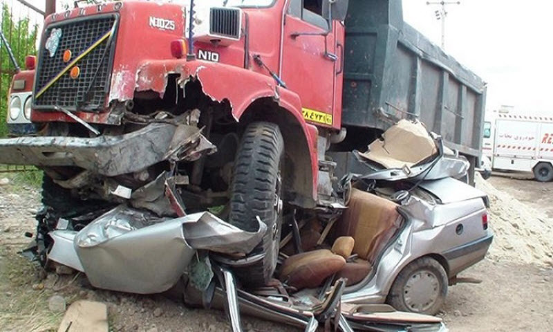 Road accident in Iran kills 28 Afghan nationals