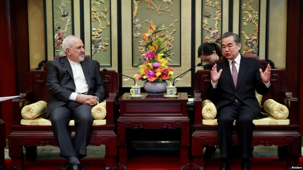 China's great game in Iran