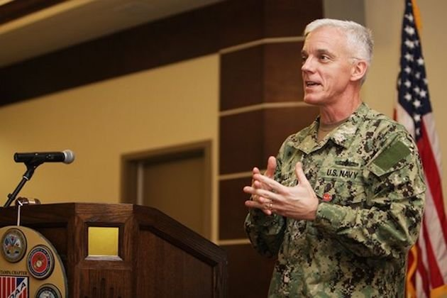 Top US admiral in Middle East warns of growing Iranian threat