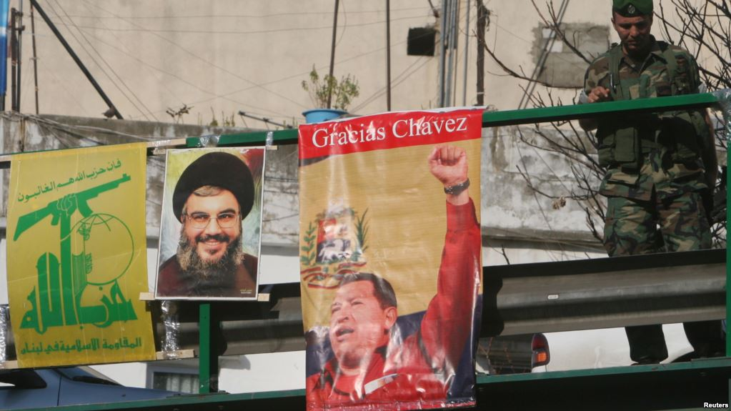 It's time to crack down on Iran-Venezuela relations