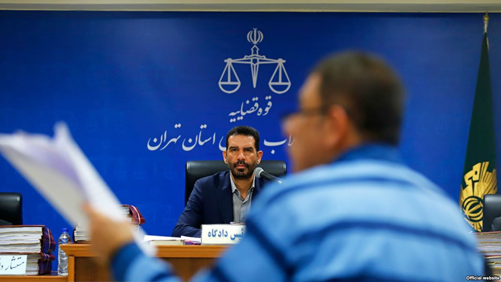 Iranian political figures, celebrities in jail for corruption charges