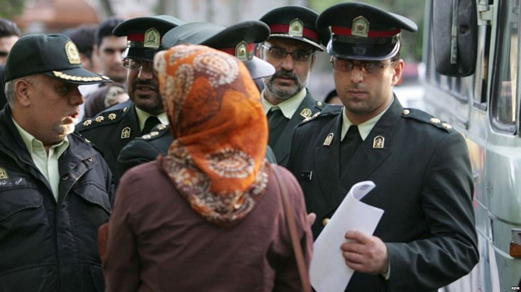 Iran intensifying its crackdown on civil liberties