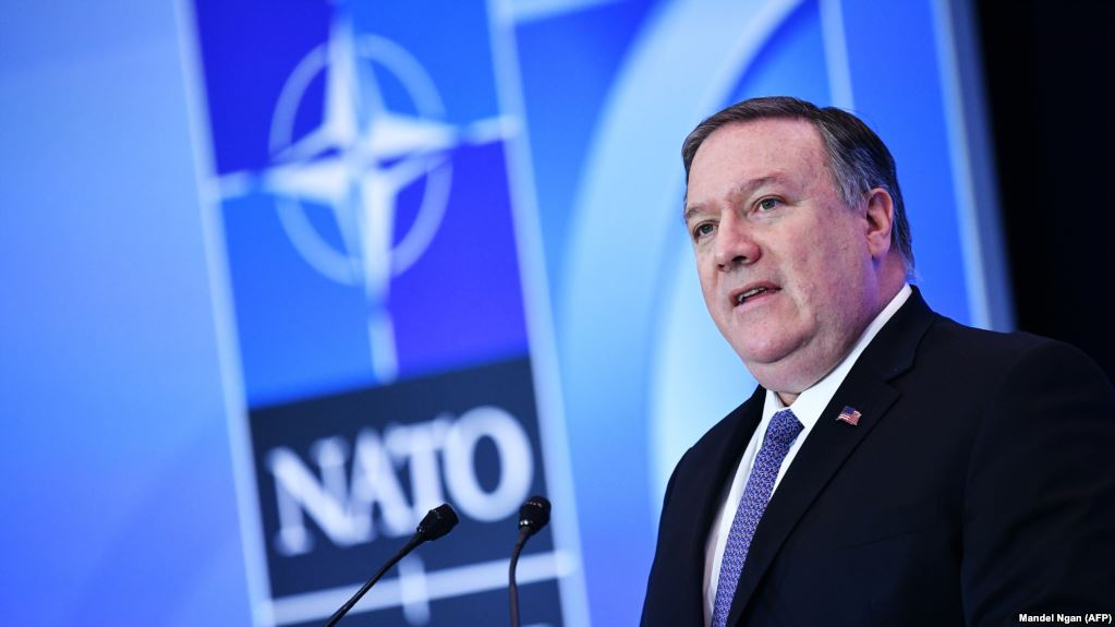 Pompeo condemns Iranian interference in Iraq, Lebanon