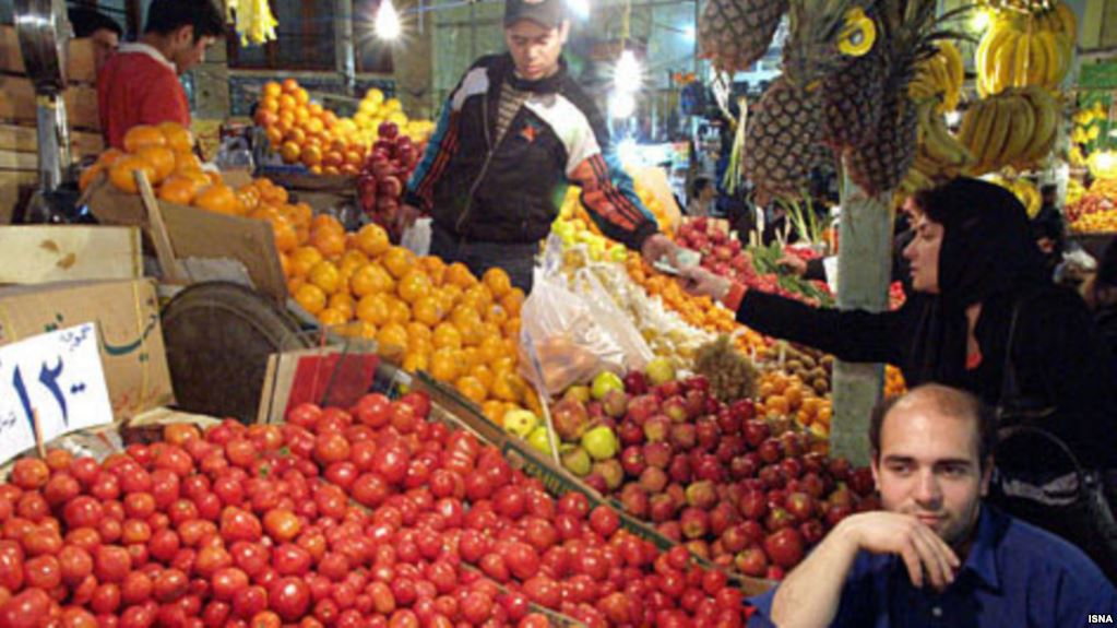 500% increase in price of crops in Iran
