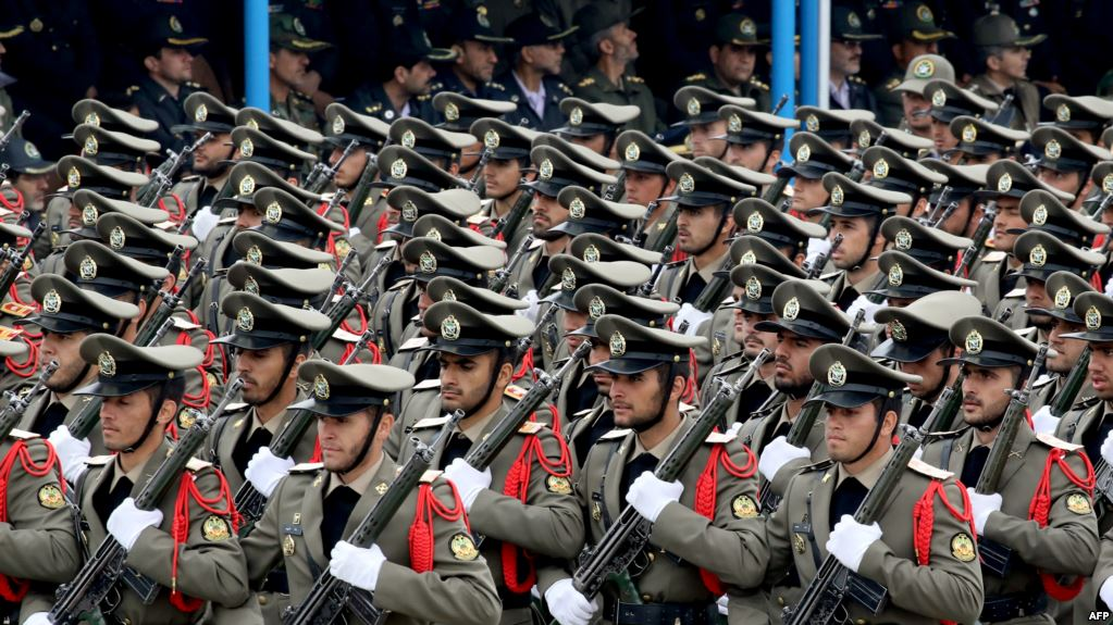 Iran marks Army Day with large display of men and weapons