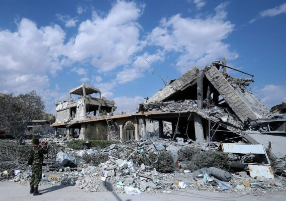 Iran spent billions in Syria and Iraq, others reaped economic benefits