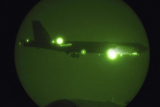 US B-52 bombers arrive in Qatar over unspecified Iran threat