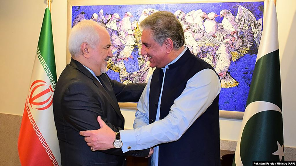 Iranian FM leaves Pakistan with little more than promise of moral support