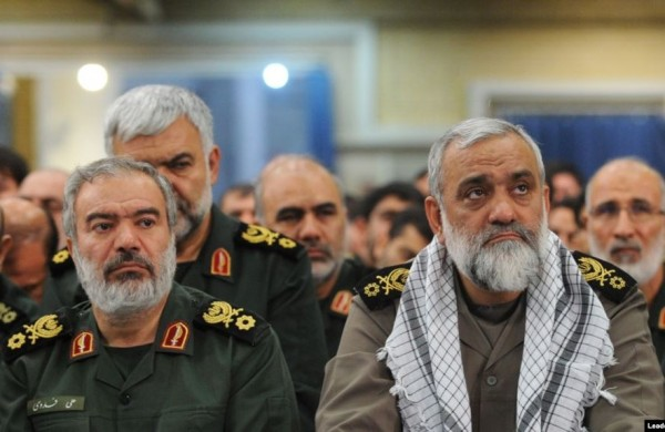 IRGC official urges end to foreign presence in Iran cyberspace