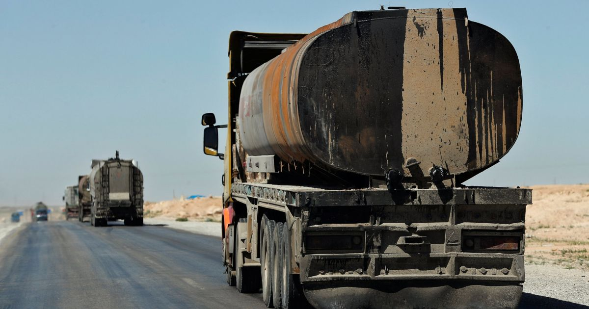 Iran sent oil shipment to Syria amid fuel crisis