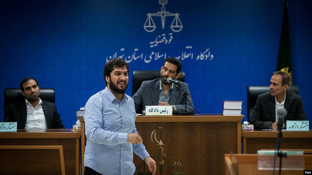 Minister's son-in-law in Iran accused of embezzling $50 million