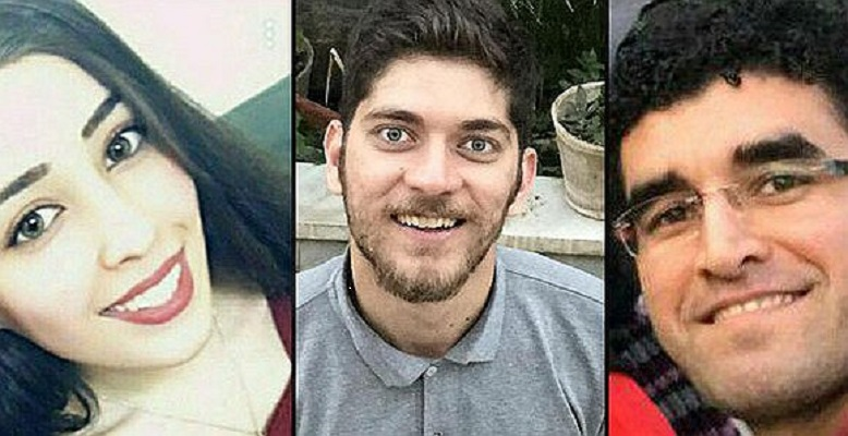 Harsh sentences for three young Iranian Baha'is