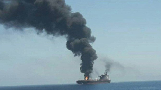 European powers 'deeply troubled' by shipping attacks, warn Iran nuclear deal could collapse