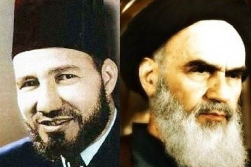 The historical relationship between the Iranian theocracy and Muslim Brothers in Egypt