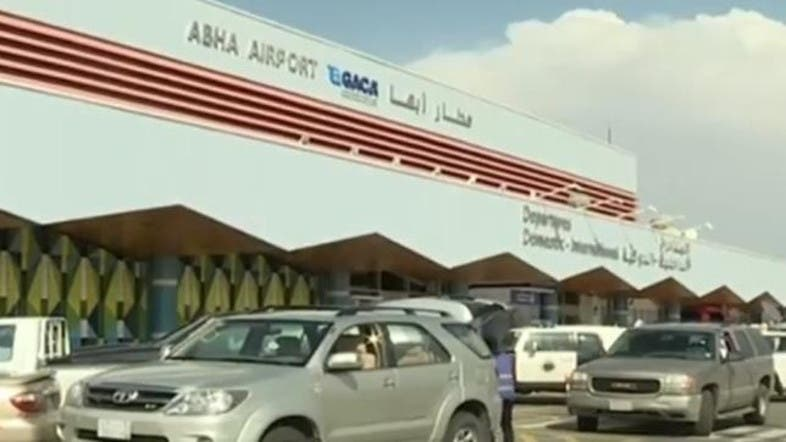 Iran-backed Houthi attack on Saudi Arabia's Abha airport causes plane fire