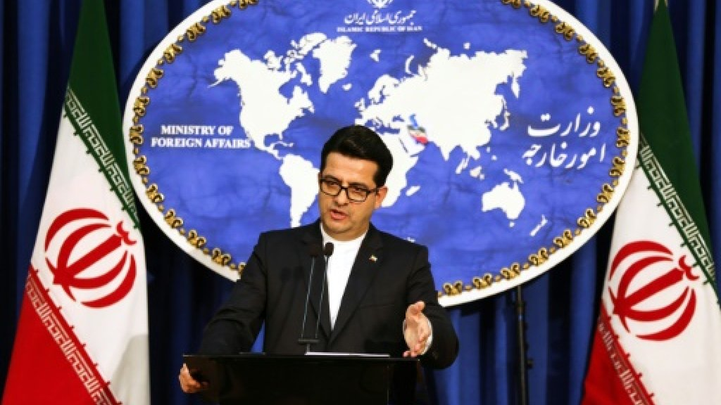 Taliban 'recently' in Tehran for talks with Iranian officials: Iran FM spokesman