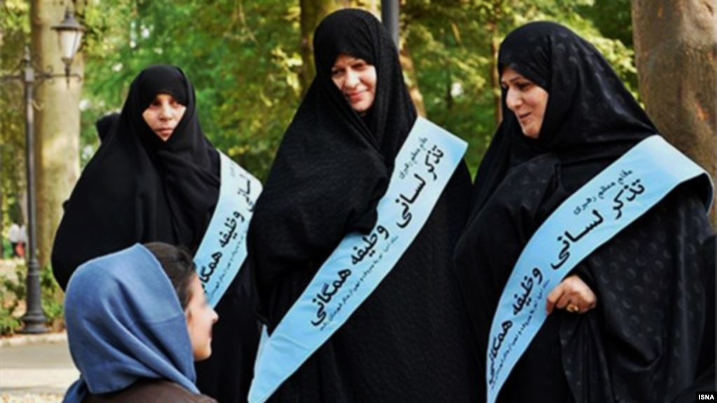 Quarrels over hijab intensify in Iran