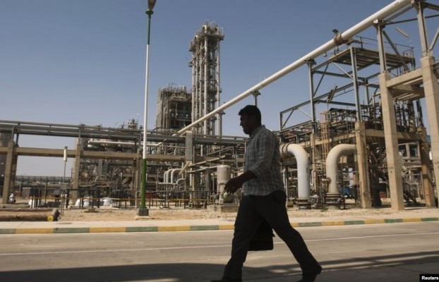 Fire controlled at Iran petrochemicals plant