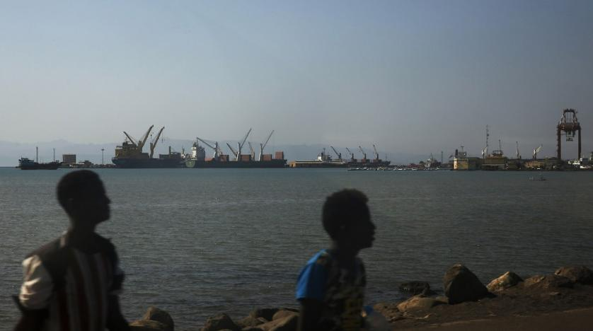 Djibouti denies Iranian ships docked at its port