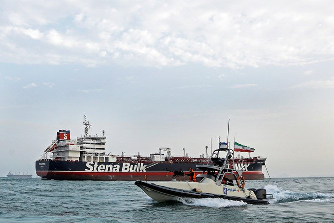 Iran threatens 'less secure' shipping lanes if US halts oil exports