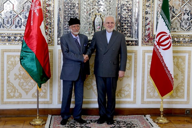Oman FM calls from Tehran for regional conference to discuss Gulf security