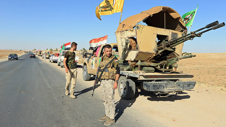 How Iran-backed militias in Iraq are impeding state-building