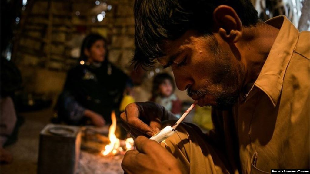 "Drugs in Iran: Inside the government-sponsored ""treatment camps"""