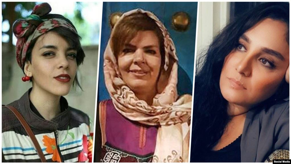 Imprisoned Iranian women call for boycott of upcoming elections in Iran