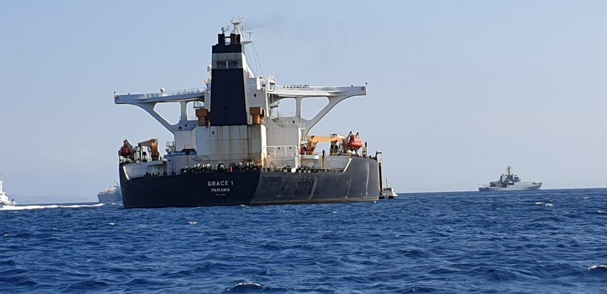 Oil tankers from Iran to Syria intercepted