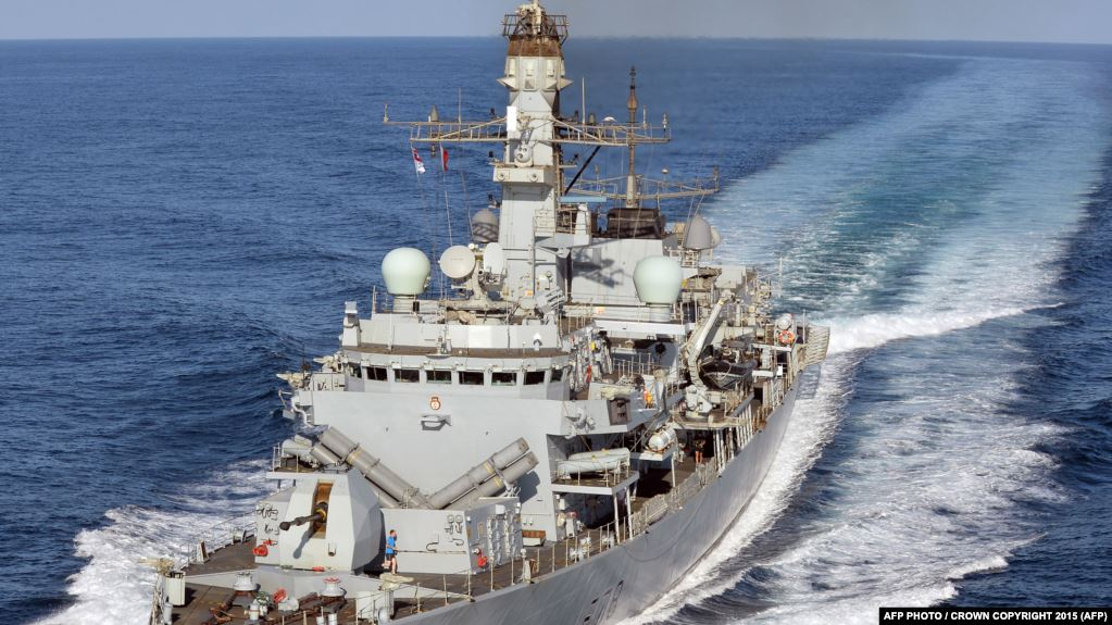 Britain sends another warship to Gulf amid tensions with Iran