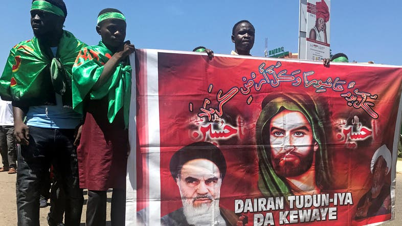 Brother of banned Nigerian Shiite group's leader says Iran 'lured him'