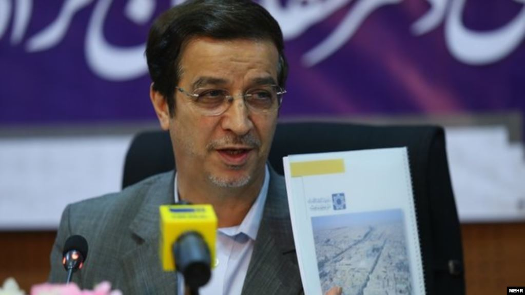 Mayor in Iran says his children abroad are 'ambassadors' of regime