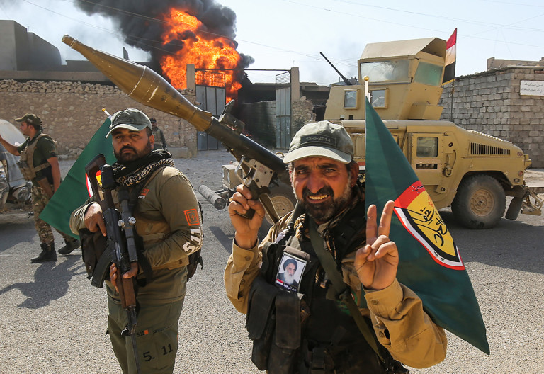 How will Iraq interpret third explosion at base of Iran-backed militias?